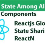 share state among react components